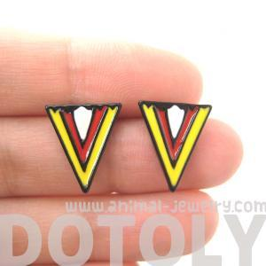 Aztec Arrow Shaped Geometric Arrowh..